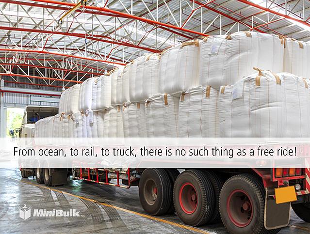 bulk bags transportation