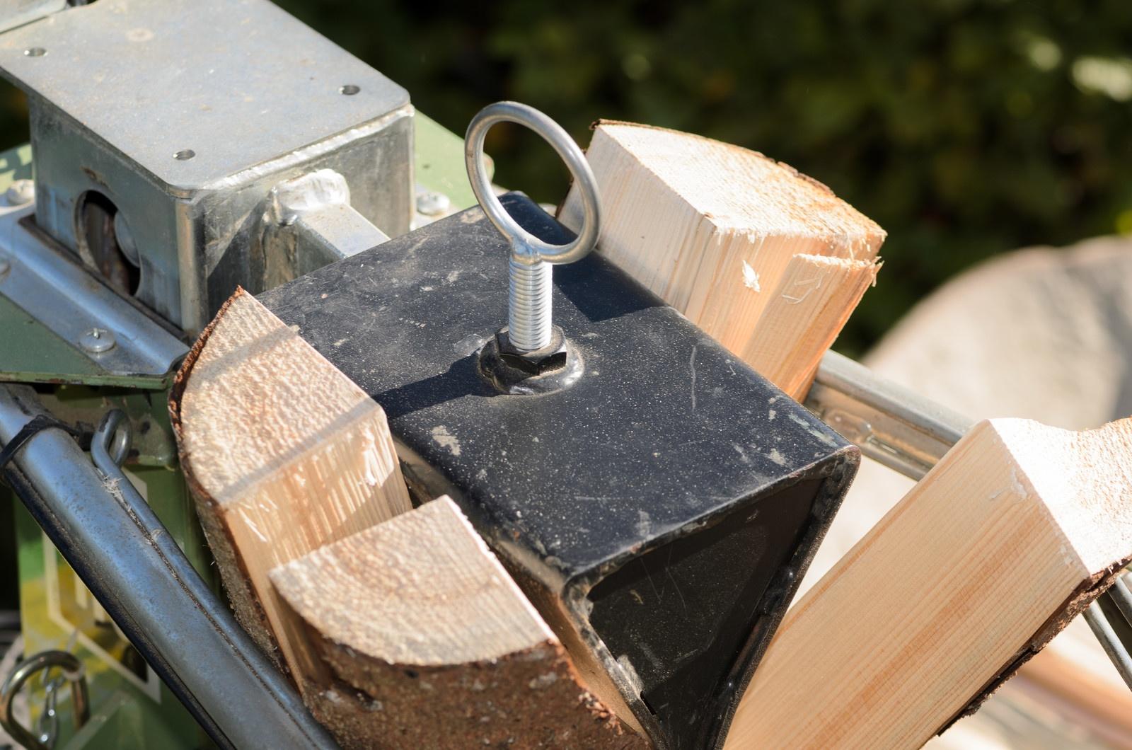 Firewood log splitter