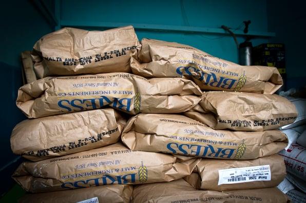 Food grade bulk packaging