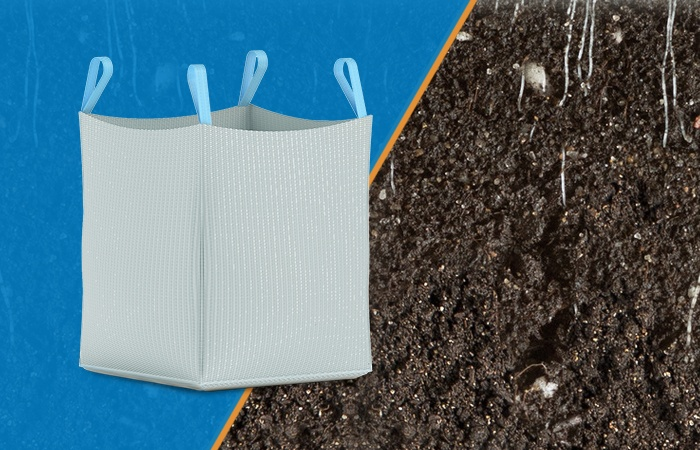 Cubic Yard SOIL BAG